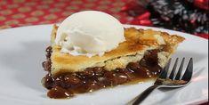 Ma tarte à la farlouche est toujours un succès à chaque fois que je la prépare. - Desserts - Ma Fourchette Bbc Good Food Recipes, Pie Recipes, Dessert Recipes, Yummy Food, Recipies, No Cook Desserts, Easy Desserts, Desserts Fruits, Raisin Pie Recipe