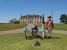 AWI British: Old Fort Niagara