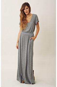 Adrina'd Dress //  comfy
