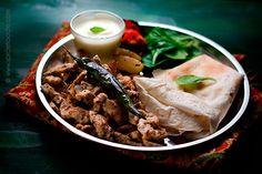 Spiced Shawarma Chicken Wraps (Shawarma Dajaj) from An Edible Mosaic ...