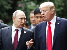 LYONS: Trump's denial of collusion with Russia grows thinner and thinner