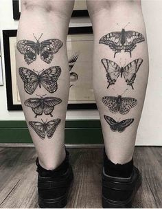 7e83216e38df1 Butterfly Tattoo by Barbara Rebelo Bug Tattoo, Insect Tattoo, Tatoo, Moth  Tattoo,