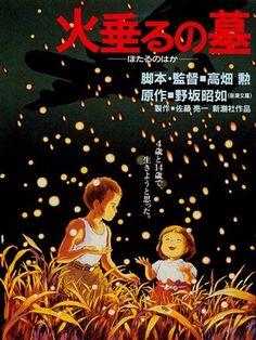 Grave of the Fireflies. 1988. Studio Ghibli. Japan