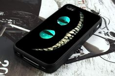 Alice Wonderland Cheshire Cat - iPhone 4 Case ,iPhone 5 case,samsung galaxy s3 and Samsung galaxy s4 Hard Plastic Case on Etsy, $14.00
