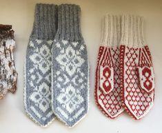 Vottemønster,Sokkemønster ,mønster til pannebånd og mini Selbu 🐑🇳🇴 | FINN.no Knit Mittens, Holidays And Events, Knit Crochet, Knitting Patterns, Gloves, Monogram, Socks, Sweaters, Inspiration