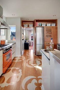 Ballard Residence - contemporary - kitchen - seattle - Zinc Interior Concepts
