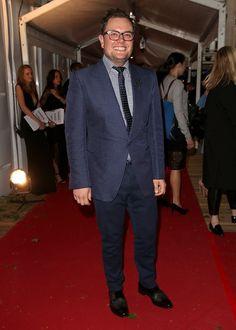 Pin for Later: Seht alle Stars auf dem roten Teppich bei den Glamour Awards! Alan Carr