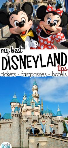Looking for some Disneyland secrets? Here are my best Disneyland tips to help you plan a magical vacation! Disneyland | Disney tips | Southern California | Disneyland secrets | Disney vacation planning | Disneyland fastpasses | Disneyland discounts
