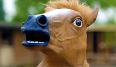 12-Year-Old Girl Didn't Get Pony For Christmas Kills Parents While Wearing Horse Mask - Blooper News - News by you for you!™