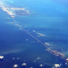 12 Unforgettable North American Road Trips ... shown Florida Keys Scenic Highway