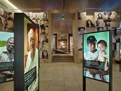 Olson Kundig Architects - Projects - Bill & Melinda Gates Foundation Visitor Center
