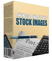 FREE: 130 Things & Stuff Stock Images with Resell Rights