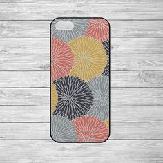 Burst of Flowers iphone 5s case iphone 5 case by KreativePrints
