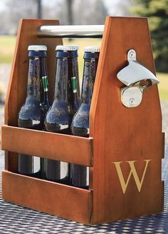 personalized craft beer holder  http://rstyle.me/n/uctk6pdpe