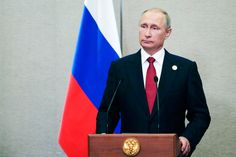 """Russia reserves the right to cut further the number of U. diplomatic staff in Moscow, Russian President Vladimir Putin said on Tuesday, in response to what he called Washington's """"boorish"""" treatment of Russia's diplomatic mission on U. Us Election, Presidential Election, Russia Putin, Korean President, Certificates Online, Arms Race, Vladimir Putin, Running For President, Nbc News"""