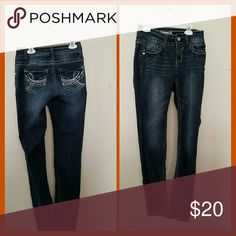 Kid jeans,will ship Asap,no trade Will not sell to empty closet with no ratings No Boundaries Bottoms Jeans
