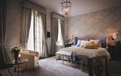 Traditional Chic Bedroom