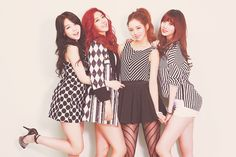 #Kpop #girlsday #minah #sojin #yura #hyeri