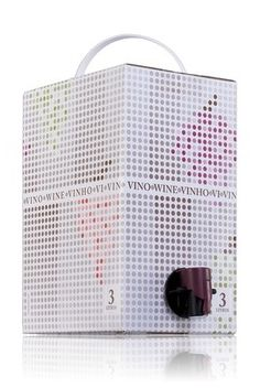 Gran empaque para vinos en Bag In Box #BagInBox #Wine #Vino #WineUp