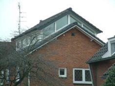 nokverhoging - Google zoeken Dormer Roof, Shed Dormer, Dormer Windows, Loft Design, Patio Design, Design Case, House Design, Bungalow Extensions, House Extensions
