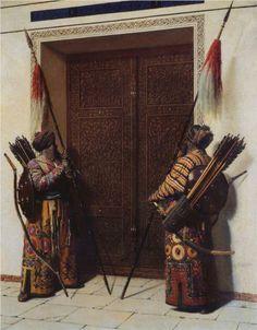 The Doors of Tamerlane - Vasily Vereshchagin