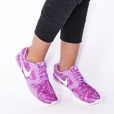 Nike Kaishi Print Sneakers Nike Kaishi print sneakers. Lightweight midsole and out sole cuts down on bulk. Distinctive print adds flair. Suede overlays on the mesh upper for support. Fuchsia glow/white colors. Price is firm. Nike Shoes Athletic Shoes