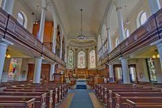 St Ann's Church Manchester