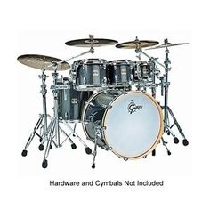Gretsch Renown Maple Drum Set
