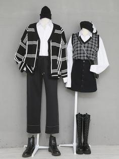 Korean Street Fashion, Korea Fashion, Kpop Fashion, Japan Fashion, Cute Fashion, Girl Fashion, Fashion Outfits, Ulzzang Fashion, Harajuku Fashion