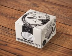 Treeline Treenut Cheese — The Dieline - Package Design Resource