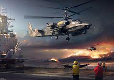 Самолёты, вертолёты
