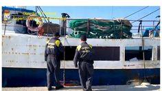 Lavoro Bari  La droga sequestrata al termine di un normale controllo della guardia di finanza alle imbarcazioni ormeggiate nel porto. A bordo trovati bilancini di...  #LavoroBari #offertelavoro #bari #Puglia Bisceglie un carico di marijuana nel peschereccio: arrestati i cinque dell'equipaggio