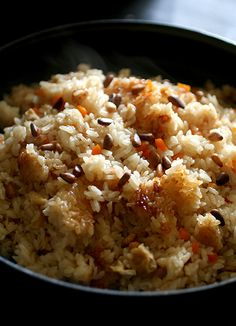 Scallop Rice