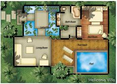 from bali with love tropical house plans from bali with love my rh pinterest com