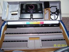 Brother KH 341 Portable Knitting Machine
