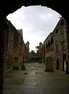 Beauly Priory Beauly Inverness Scotland