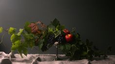 Foraged Table Centre by Ruby & The Wolf