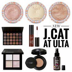 J. Cat at Ulta Spring 2017 - The Budget Beauty Blog