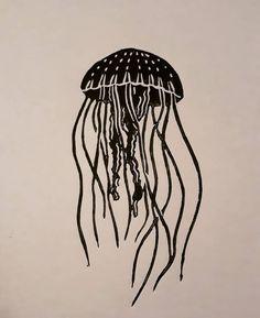 Další tvor z mořského sveta #meduza #morskysvet #linoryt #linocutprint #linocuts #linoprinting #linoblock #linocut  #linocutting #linoprint… My Arts, Instagram