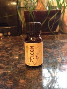 ICON India Oil .34oz BN