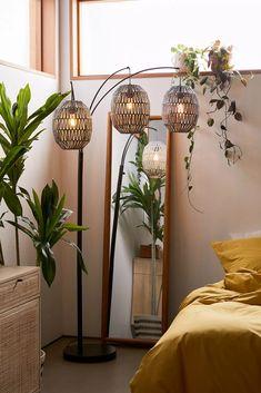 Boho Living Room, Living Room Decor, Bedroom Decor, Bedroom Ideas, Master Bedroom, Garage Bedroom, Living Rooms, Urban Outfitters Home, Dorms Decor