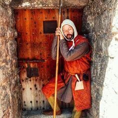 Ukko, great medieval reenactor. XIII th century.