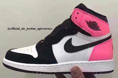 954403f29667b1 First Look  Air Jordan 1  Valentines Day