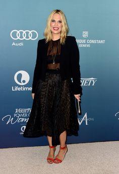 Pin for Later: Die stärksten Frauen Hollywoods sind nicht nur inspirierend sondern auch stylisch Molly Sims