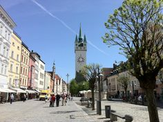 City Tower - Straubing, Germany