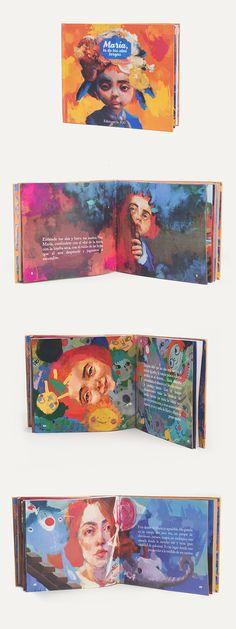 María Solias -  https://www.behance.net/mariasolias