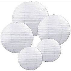 White paper lanterns - Wedding | Decorative Accessories | Gumtree Australia Maroochydore Area - Coes Creek | 1166030242