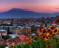 Armenia (and if I ever actually become insane, maybe I'll attempt to climb Mount Ararat while I'm there. Oh The Places You'll Go, Places To Travel, Places To Visit, Monuments, Yerevan Armenia, Hiking Tours, Vacation Spots, Beautiful Places, Amazing Places
