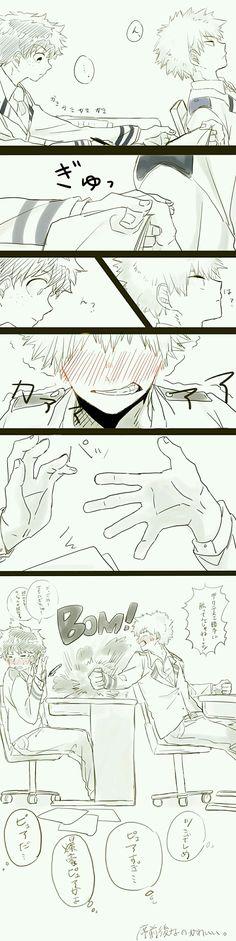 Boku no hero Academia || Bakugou Katsuki | Midoriya Izuku | KatsuDeku