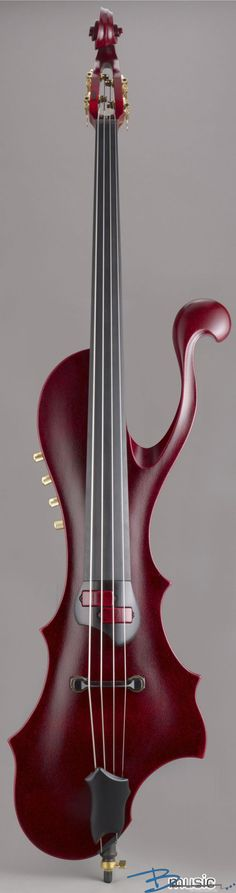frettedchordophones:  ESP Wood Bass  =Lardys Chordophone of the day - a year ago --- https://www.pinterest.com/lardyfatboy/